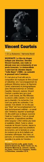 Jazz Magazine 2015